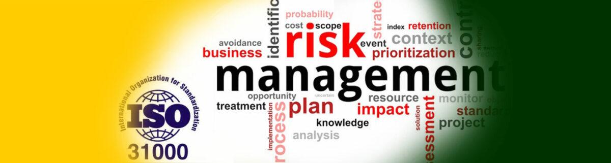Zarządzanie ryzykiem wg ISO 31000